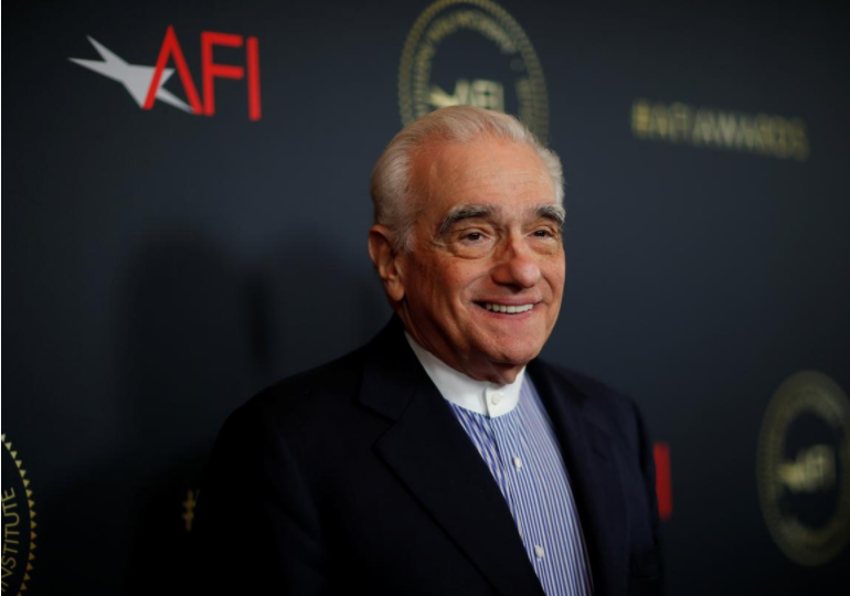 Martin Scorsese joins Apple's Hollywood roster for new films, TV shows