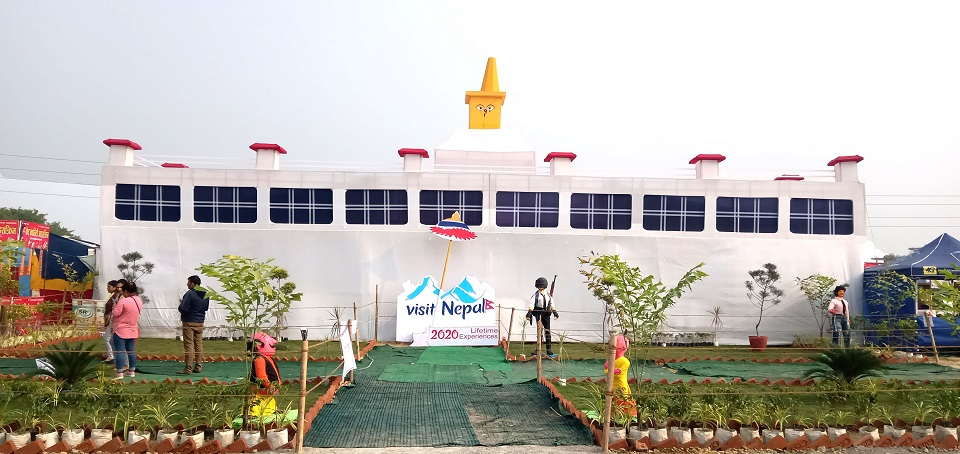 Lumbini Tourism Promotion, Industrial, Trade and Agriculture Expo underway (in photos)