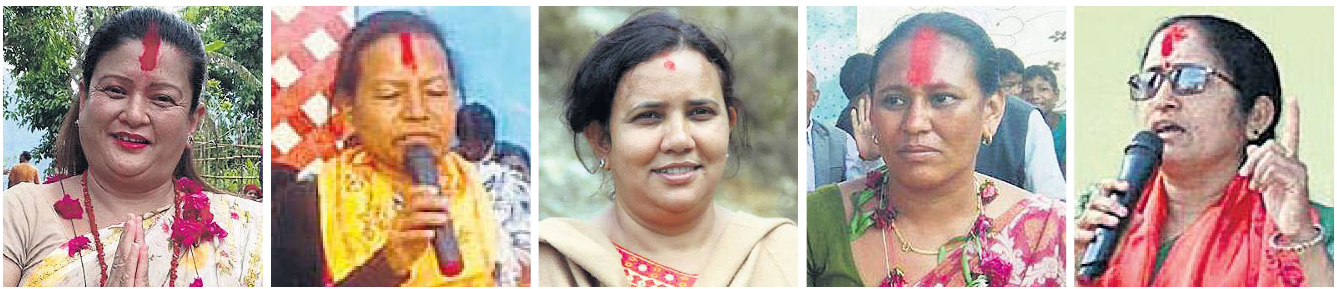Five women mayor and deputy mayors to lead Syangja towns