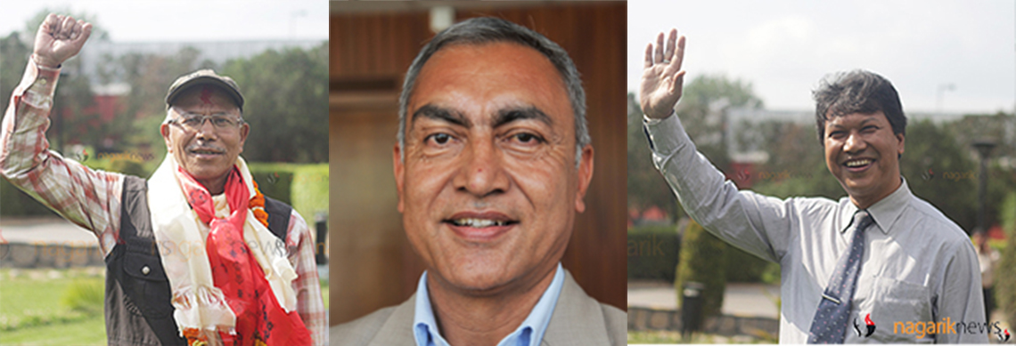 Election candidates vow to make Kathmandu model city