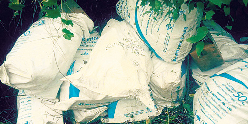 Rural municipality dumps drugs, locals enraged