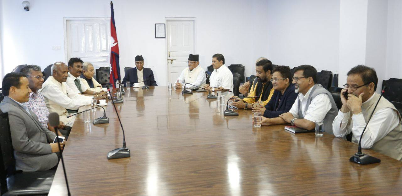 RJPN agrees to partake in the third-phase local level elections