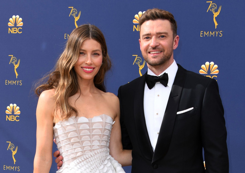 Jessica Biel proves her relationship with Justin Timberlake is strong