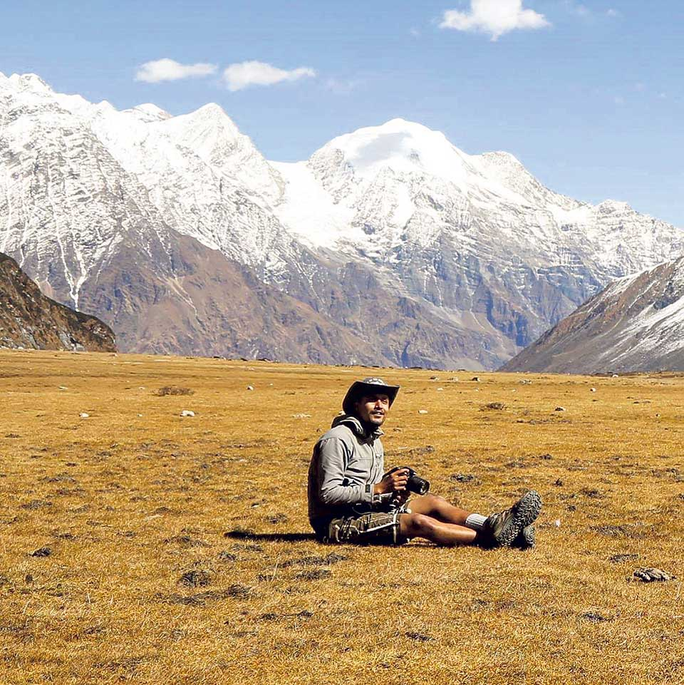 Forever on the move: A compulsive need to travel and explore