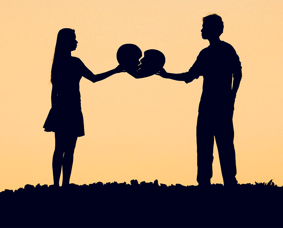 Relationships need to be mended time and again
