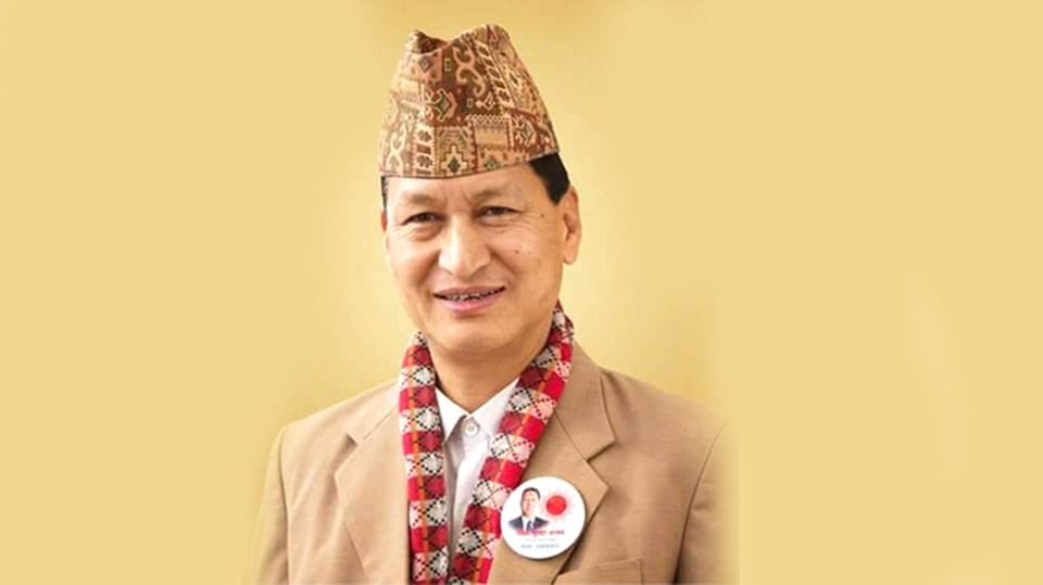 KMC Mayor Shakya admits slow pace of reconstruction in Kathmandu Valley