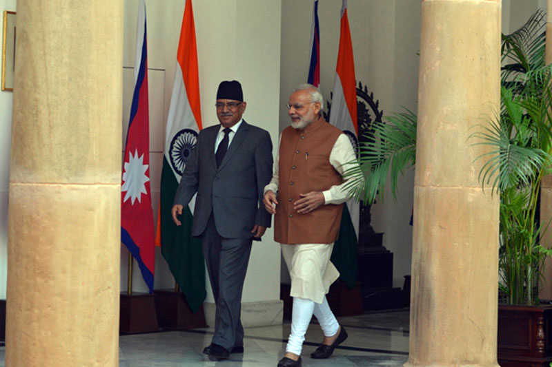 Meaningful participation between Nepal and India is crucial: PM Dahal