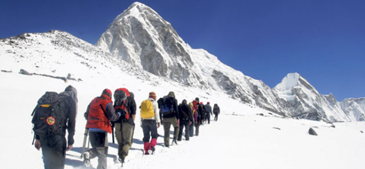 Seventy-one mountaineering teams get expedition permit for spring climbing
