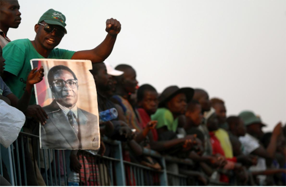 Zimbabwe's Mugabe to be buried at national monument on Sunday: family