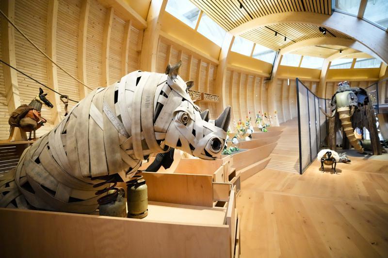 Jewish Museum in Berlin opens kids' museum about Noah's Ark