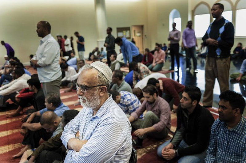 Muslims most unpopular group in US: report
