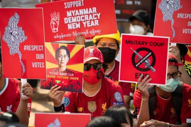 Exclusive: U.S. blocked Myanmar junta attempt to empty $1 billion New York Fed account: Sources