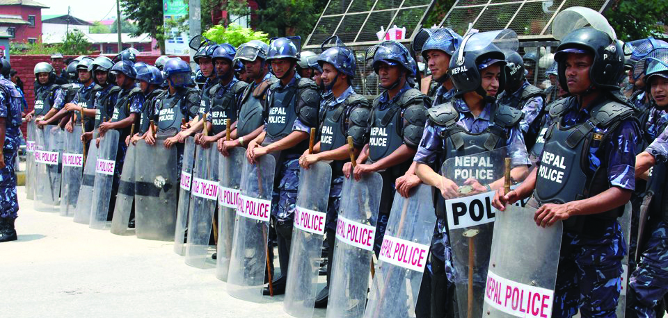 Nepal Police in federalism