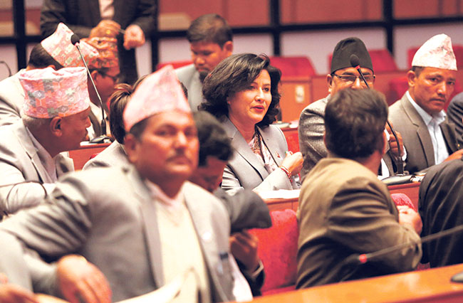 Photo feature: Oath-taking ceremony - myRepublica - The New
