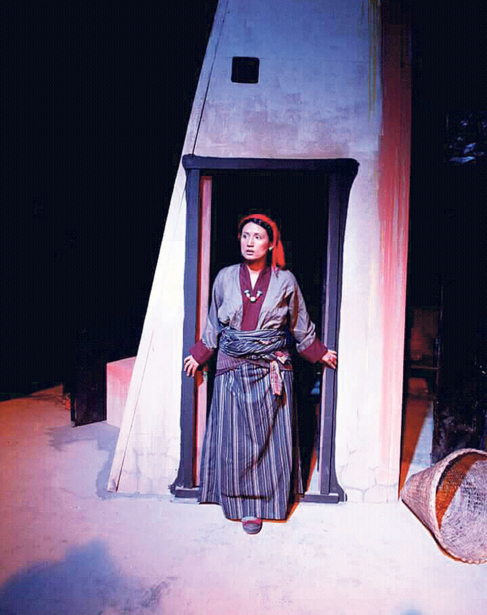 National drama festival kicks off in Pokhara