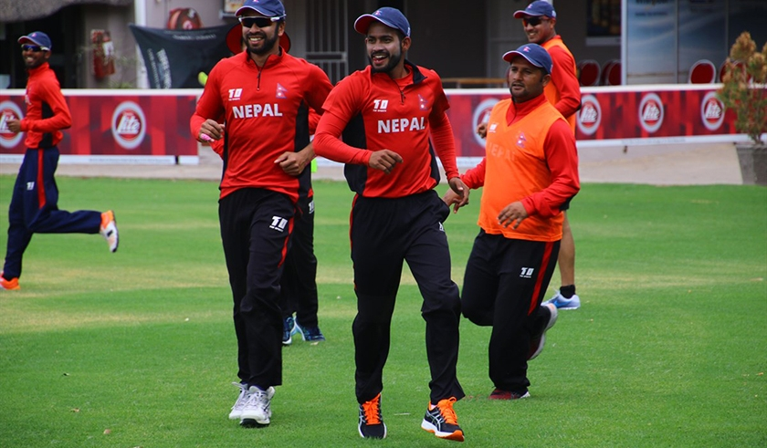 Nepal needs 278 runs to be Division 2 champion