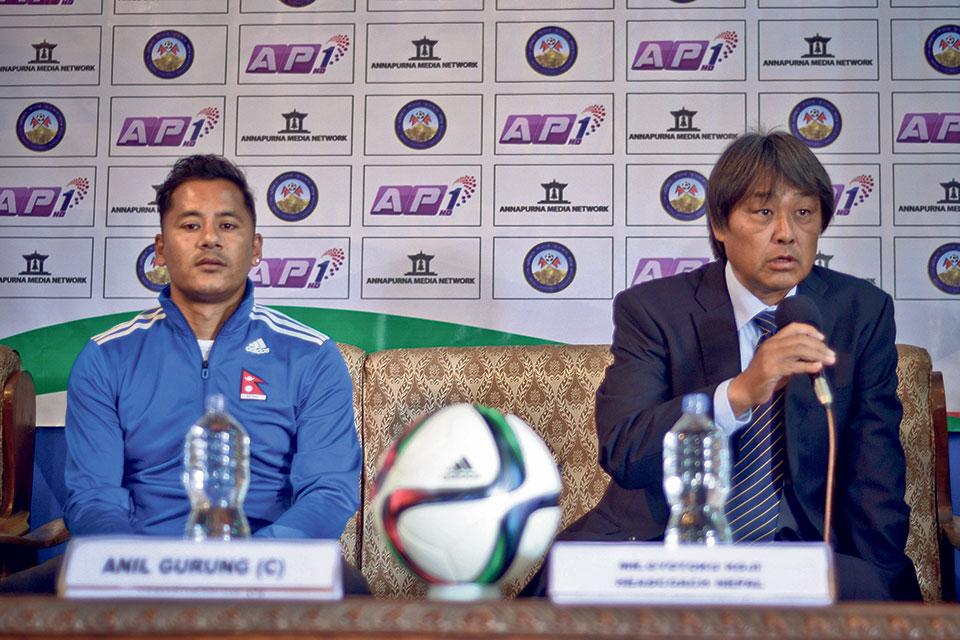 Nepal faces defensive crisis ahead of Azkals clash