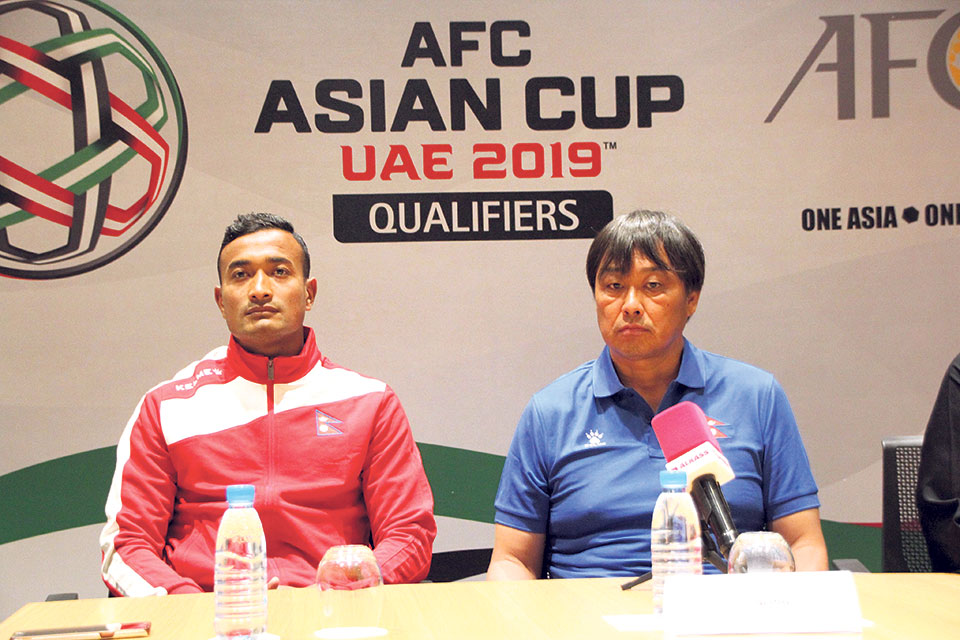 Nepal to play for prestige as it faces Yemen today