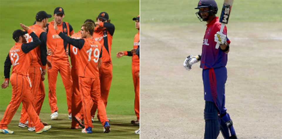 Nepal set target of 217 runs for Dutch as Sompal glorifies in second ODI