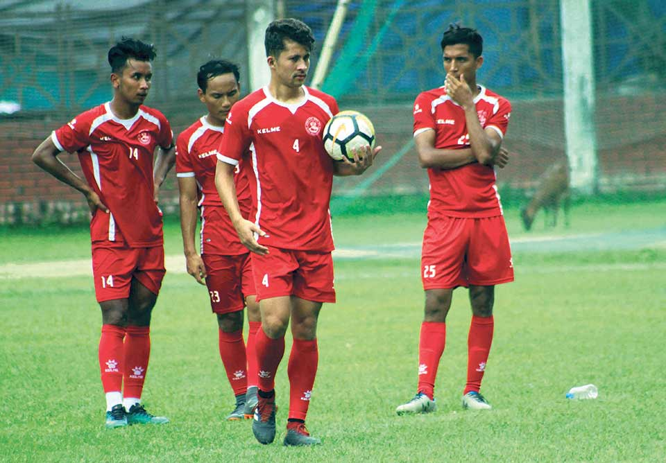 Nepal confident of defeating Maldives to reach first SAFF final