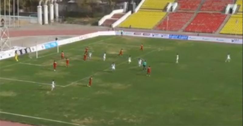 Kyrgyz defeats Nepal in AFC U-19 C'ship Qualifiers opener