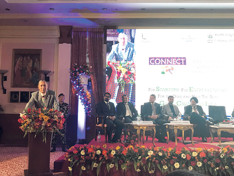 Nepali, Indian entrepreneurs explore ideas at Connect-IN