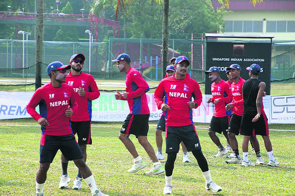 Nepali cricket at the crossroads of new era