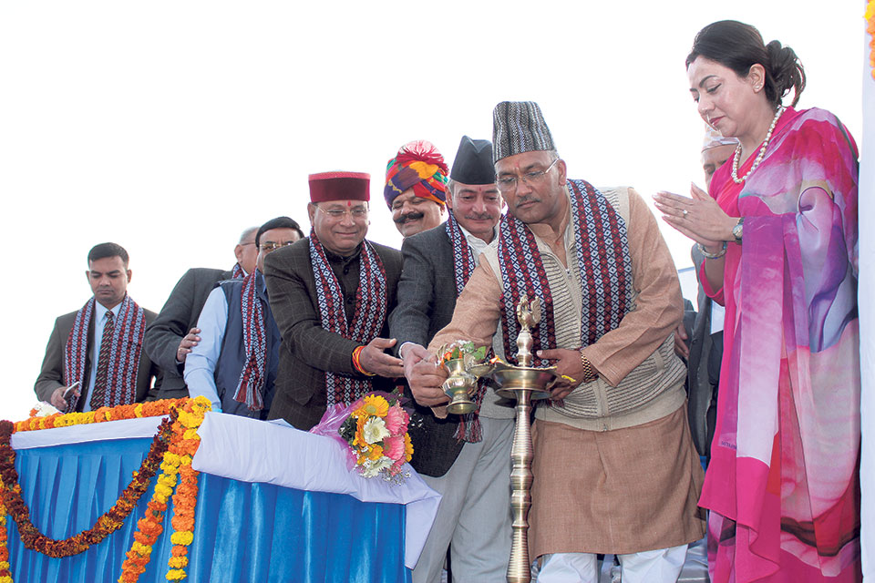 Nepal-India Trade Fair & Tourism Festival kicks off in Dehradun