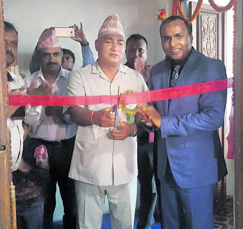 Nepal Life Insurance opens branch office in Jhapa