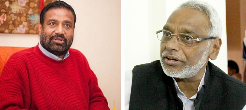 Janakpur voters want both Mahato and Nidhi in parliament
