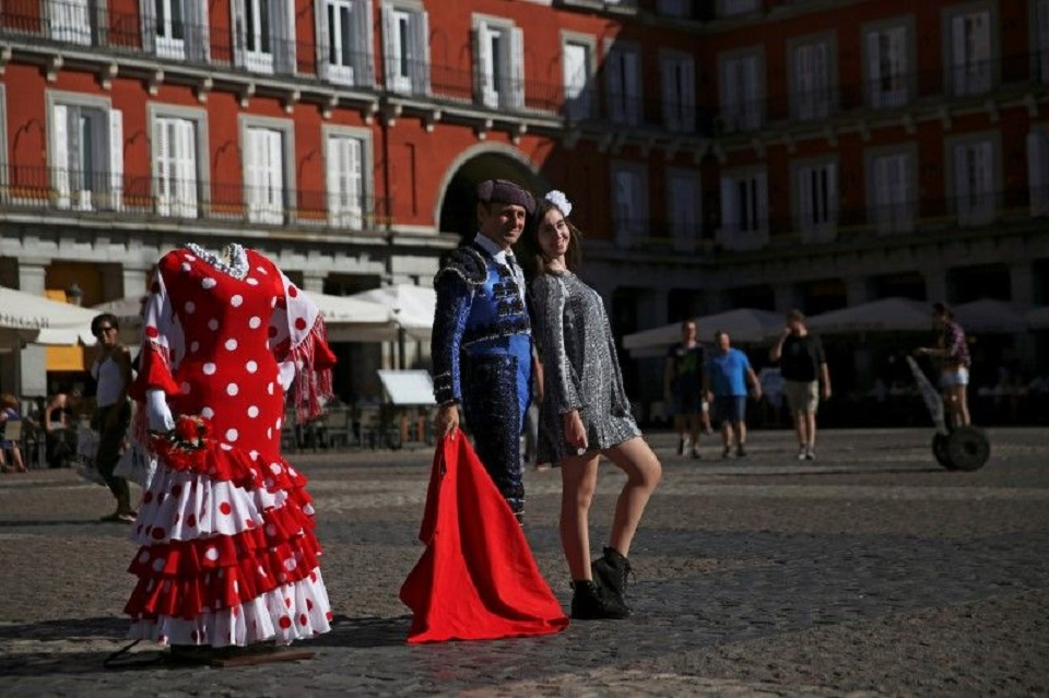 Spain's 2019 tourist arrivals hit seventh straight annual record