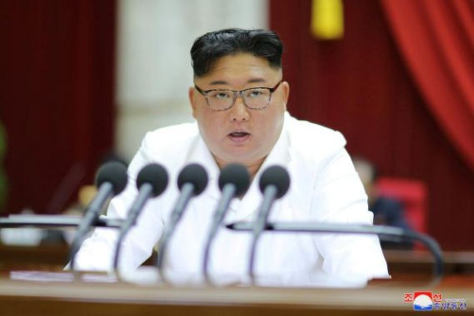 North Korea's Kim urges 'positive and offensive' security ahead of nuclear talk deadline