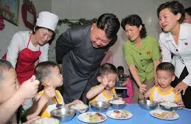 Fake meat, free markets ease North Koreans' hunger