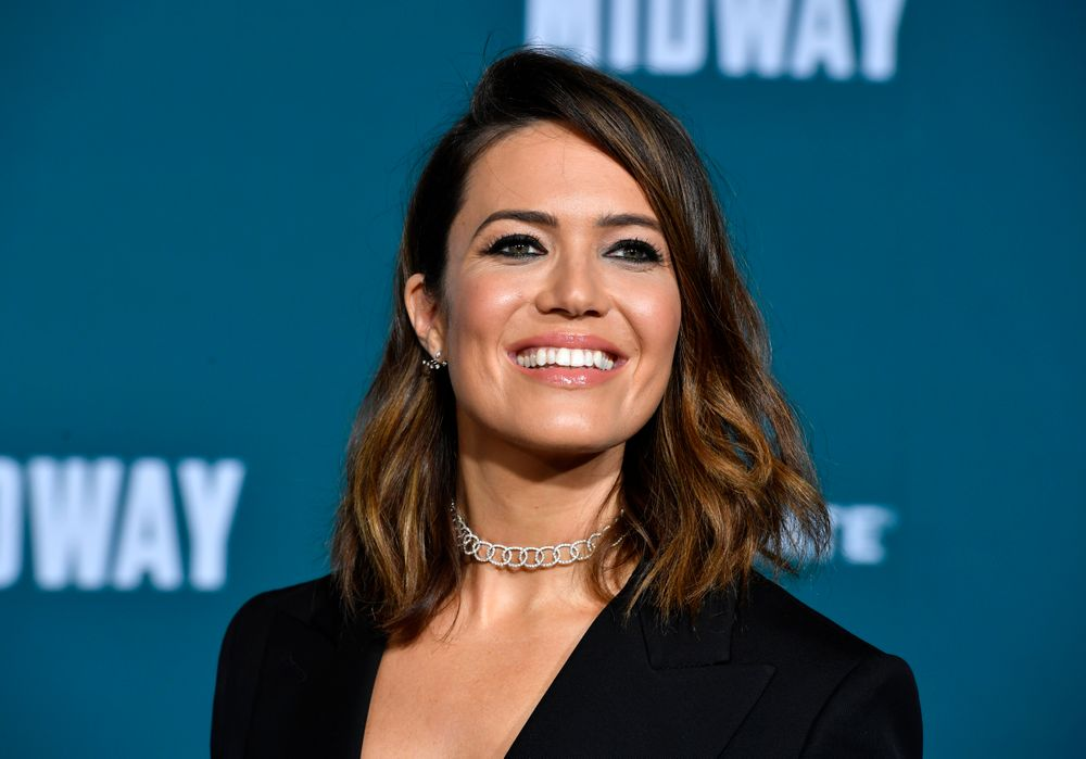 Mandy Moore used to be embarrassed about her music