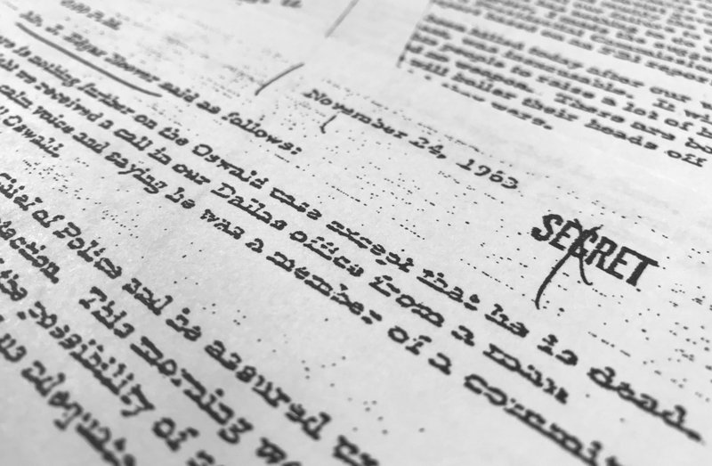 Trump frustrated by intelligence community's JFK secrecy