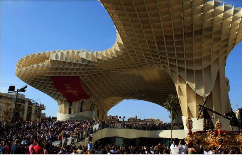 Seville cancels famed Easter parades over coronavirus, again
