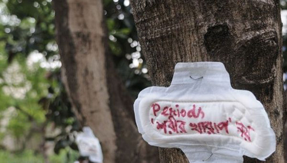 After outrage, India scraps luxury tax on sanitary pads