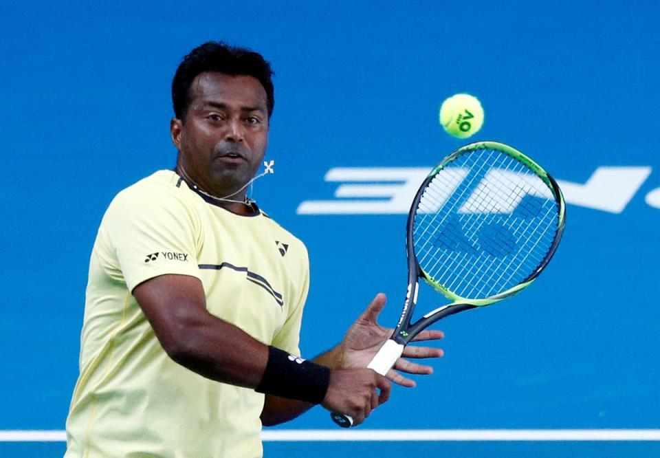Paes, 46, announces 2020 will be his final year as a professional