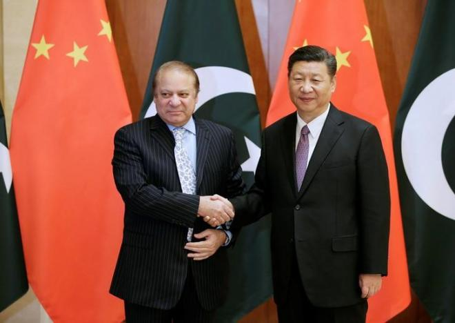 Pakistan signs nearly $500 million in China deals at Silk Road summit