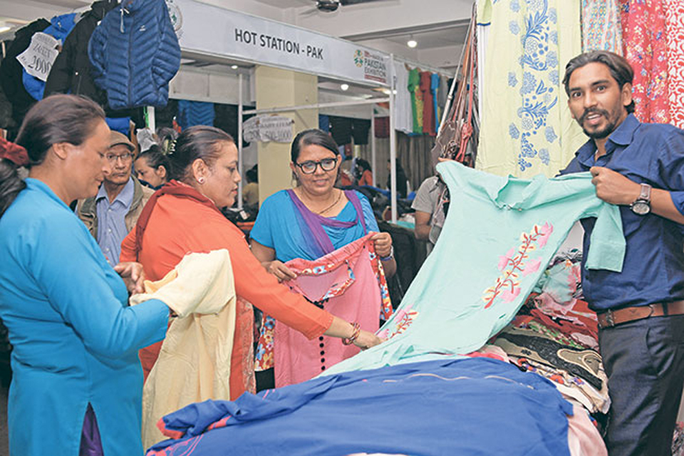 Pakistan-Nepal trade fair kicks off in capital