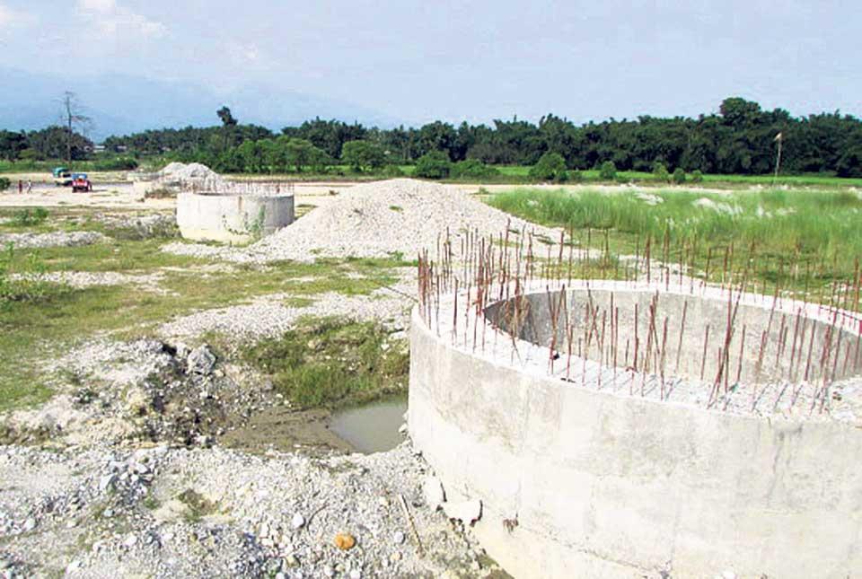 Pappu Construction 'deceives' Udayapur locals, too,
