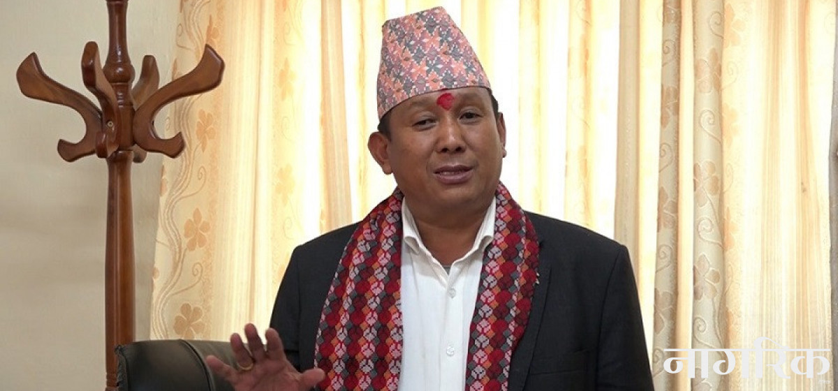 Journalists will be given priority in COVID-19 vaccination campaign: Minister Gurung