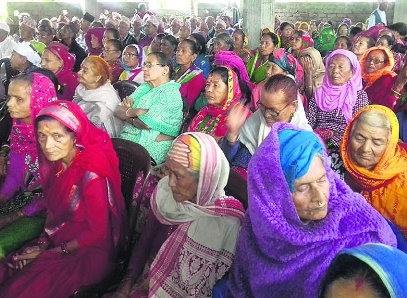 Parties holding felicitation programs to woo elderly voters