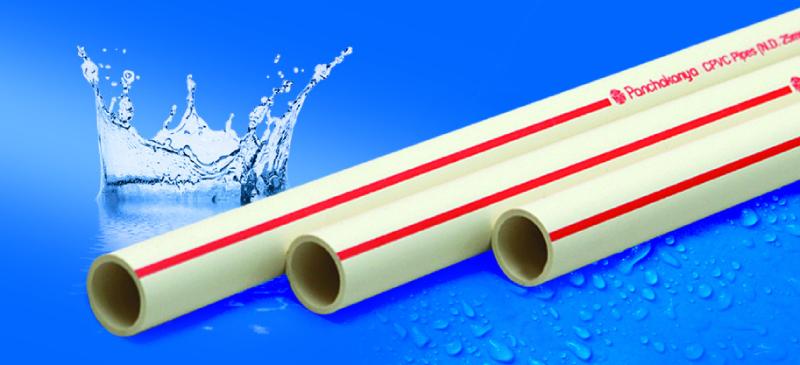 Panchakanya CPVC pipes get ISI certification