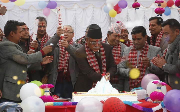 UML leaders abstain from attending People's War Day at Perisdanda