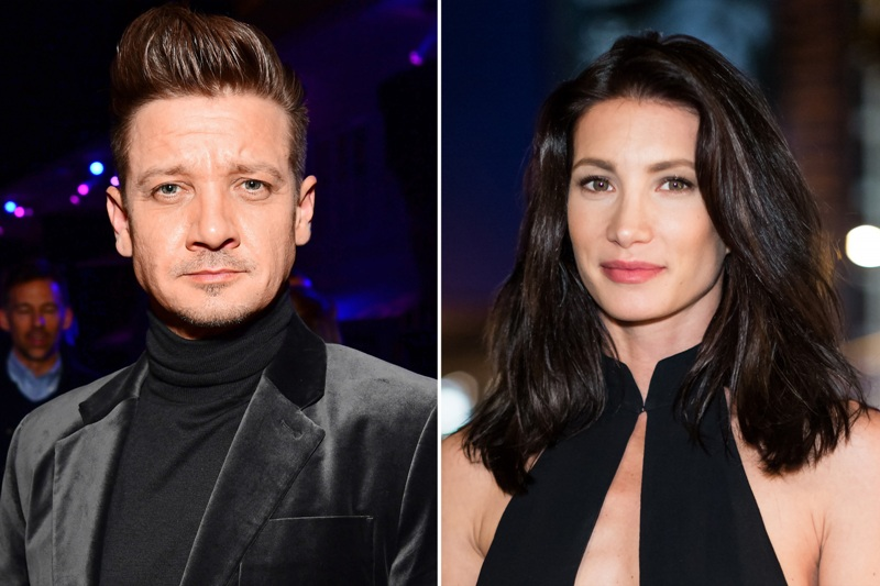 Jeremy Renner's wife says he once threatened to kill her, actor hits back