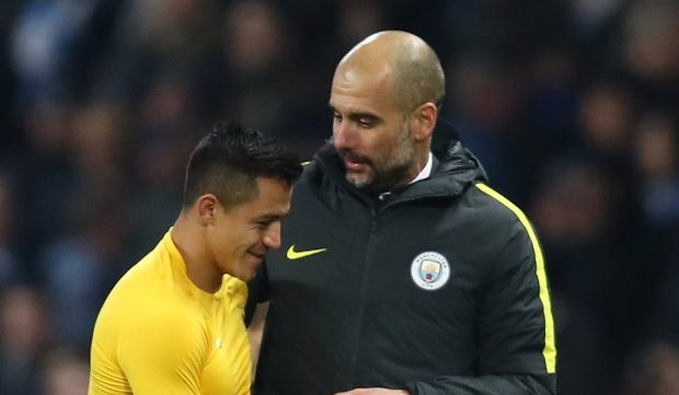 Pep Guardiola wants Alexis Sanchez to join Manchester City in January