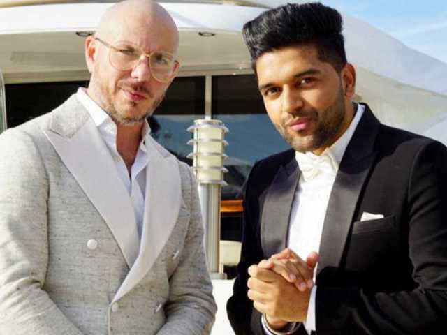 Guru Randhawa, Pitbull's song 'Slowly Slowly' out now