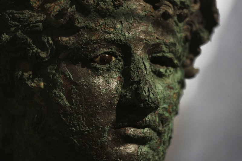 Pompeii's museum comes back to life to display amazing finds