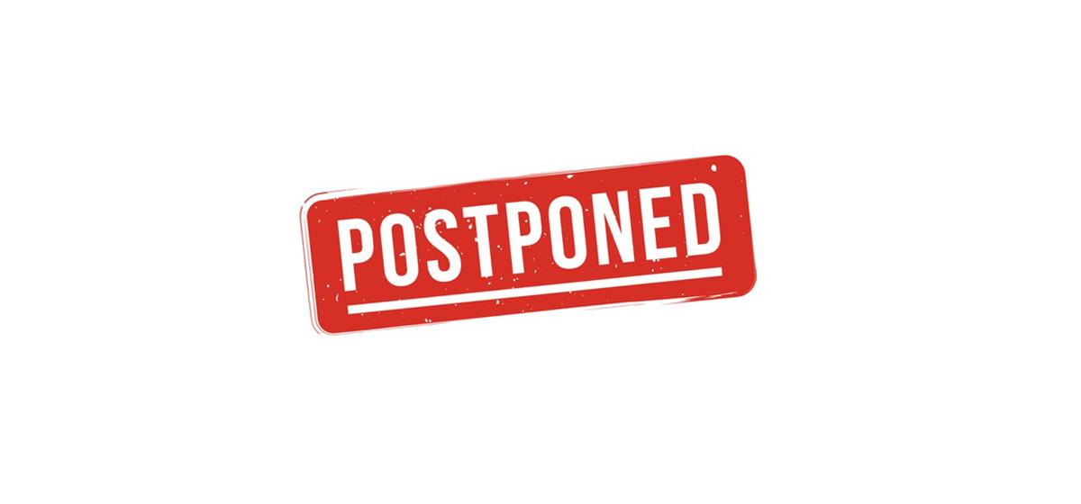Constitutional Council meeting postponed sine die